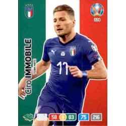 Ciro Immobile Italy 224 Adrenalyn XL Euro 2020