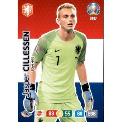 Jasper Cillessen Netherlands 227 Adrenalyn XL Euro 2020
