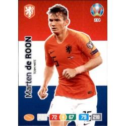 Marten de Roon Netherlands 234 Adrenalyn XL Euro 2020