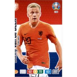 Donny van de Beek Netherlands 236 Adrenalyn XL Euro 2020