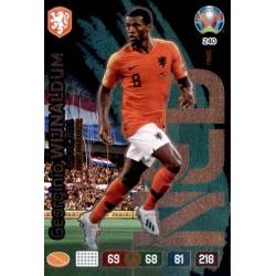 Georginio Wijnaldum Fans' Favourite Netherlands 240 Adrenalyn XL Euro 2020