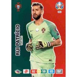 Rui Patrício Portugal 263 Adrenalyn XL Euro 2020