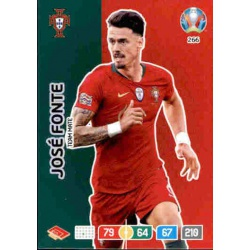 José Fonte Portugal 266 Adrenalyn XL Euro 2020