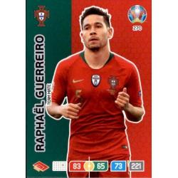 Raphael Guerreiro Portugal 270 Adrenalyn XL Euro 2020