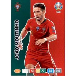 João Moutinho Portugal 274 Adrenalyn XL Euro 2020