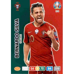 Bernado Silva Portugal 275 Adrenalyn XL Euro 2020
