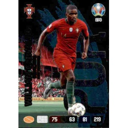 William Carvalho Fans' Favourite Portugal 276 Adrenalyn XL Euro 2020