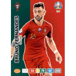 Bruno Fernandes Portugal 277 Adrenalyn XL Euro 2020