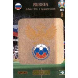 Team Logo Russia 280 Adrenalyn XL Euro 2020