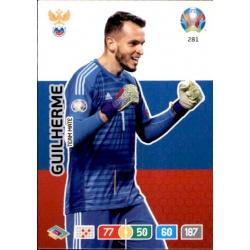 Guilherme Russia 281 Adrenalyn XL Euro 2020