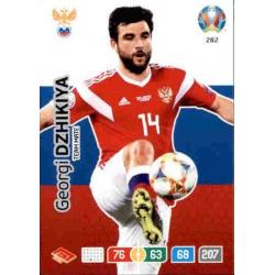 Georgi Dzhikiya Russia 282 Adrenalyn XL Euro 2020