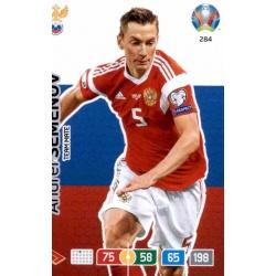 Andrei Semenov Russia 284 Adrenalyn XL Euro 2020