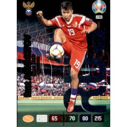 Ilzat Akhmetov Wonderkid Russia 286 Adrenalyn XL Euro 2020