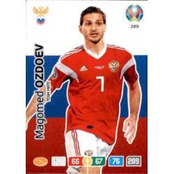 Magomed Ozdoev Russia 289 Adrenalyn XL Euro 2020