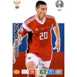 Aleksei Ionov Russia 292 Adrenalyn XL Euro 2020