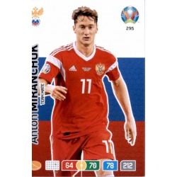 Aleksey Miranchuk Russia 295 Adrenalyn XL Euro 2020