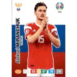 Aleksei Miranchuk Russia 296 Adrenalyn XL Euro 2020
