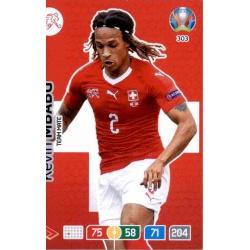 Kevin Mbabu Switzerland 303 Adrenalyn XL Euro 2020