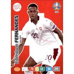 Edmilson Fernandes Switzerland 306 Adrenalyn XL Euro 2020