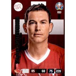 Stephan Lichtsteiner Captain Switzerland 309 Adrenalyn XL Euro 2020