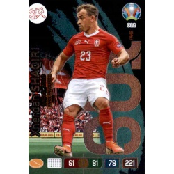 Xherdan Shaqiri Fans' Favourite Switzerland 312 Adrenalyn XL Euro 2020