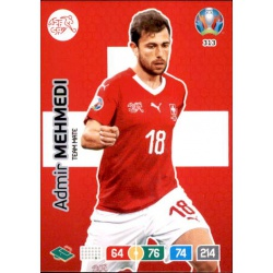 Admir Mehmedi Switzerland 313 Adrenalyn XL Euro 2020