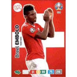 Breel Embolo Switzerland 314 Adrenalyn XL Euro 2020