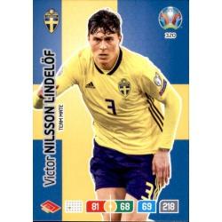 Victor Nilsson Lindelöf Sweden 320 Adrenalyn XL Euro 2020