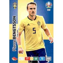 Pierre Bengtsson Sweden 323 Adrenalyn XL Euro 2020
