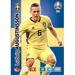 Ludwig Augustinsson Sweden 324 Adrenalyn XL Euro 2020