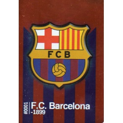 Escudo Barcelona 1Las Fichas Quiz Liga 2016 Official Quiz Game Collection