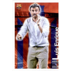 Luis Enrique Barcelona 2Las Fichas Quiz Liga 2016 Official Quiz Game Collection