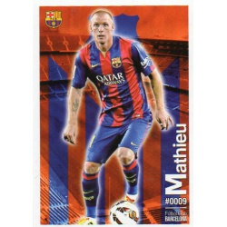 Mathieu Barcelona 9Las Fichas Quiz Liga 2016 Official Quiz Game Collection