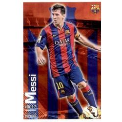 Messi Barcelona 17 Las Fichas Quiz Liga 2016 Official Quiz Game Collection