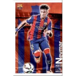 Neymar Barcelona 18 Las Fichas Quiz Liga 2016 Official Quiz Game Collection