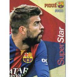 Piqué Superstar Barcelona 23 Las Fichas Quiz Liga 2016 Official Quiz Game Collection