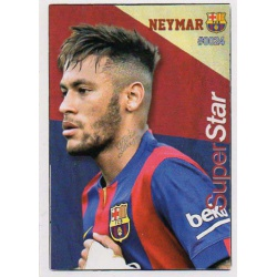 Neymar Superstar Barcelona 24 Las Fichas Quiz Liga 2016 Official Quiz Game Collection