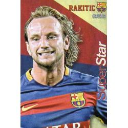Rakitic Superstar Barcelona 25 Las Fichas Quiz Liga 2016 Official Quiz Game Collection