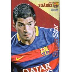 Luis Suárez Superstar Barcelona 26 Las Fichas Quiz Liga 2016 Official Quiz Game Collection