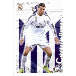 Cristiano Ronaldo Real Madrid 46 Las Fichas Quiz Liga 2016 Official Quiz Game Collection