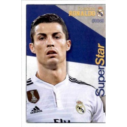 Cristiano Ronaldo Superstar Real Madrid 49 Las Fichas Quiz Liga 2016 Official Quiz Game Collection