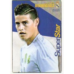 James Rodríguez Superstar Real Madrid 52 Las Fichas Quiz Liga 2016 Official Quiz Game Collection