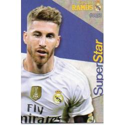 Sergio Ramos Superstar Real Madrid 53 Las Fichas Quiz Liga 2016 Official Quiz Game Collection