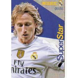 Modric Superstar Real Madrid 54 Las Fichas Quiz Liga 2016 Official Quiz Game Collection
