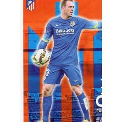Oblak Atlético Madrid 57 Las Fichas Quiz Liga 2016 Official Quiz Game Collection