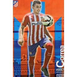 Correa Atlético Madrid 67 Las Fichas Quiz Liga 2016 Official Quiz Game Collection