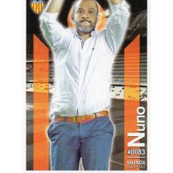 Nuno Valencia 83 Las Fichas Quiz Liga 2016 Official Quiz Game Collection