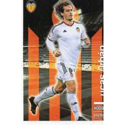 Lucas Orbán Valencia 86 Las Fichas Quiz Liga 2016 Official Quiz Game Collection