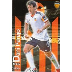 Dani Parejo Valencia 95 Las Fichas Quiz Liga 2016 Official Quiz Game Collection