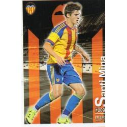 Santi Mina Valencia 96 Las Fichas Quiz Liga 2016 Official Quiz Game Collection